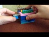 Механизм реалистичного ключа из лего