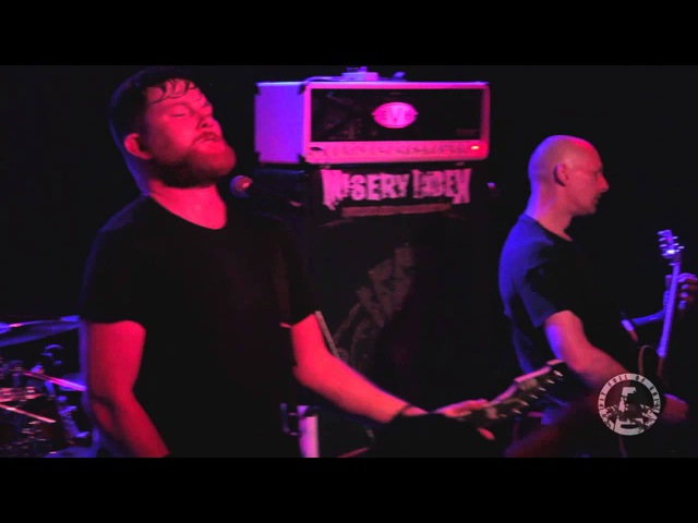 MISERY INDEX live at Saint Vitus Bar, May 1, 2015 (FULL SET)