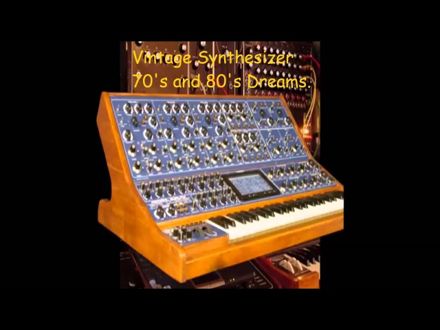 Norwegian Vintage Synthesizer 70's and 80's Dreams Full album