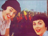 The Barry Sisters - Yuh mein liebe Tochter (Yiddish Swing)