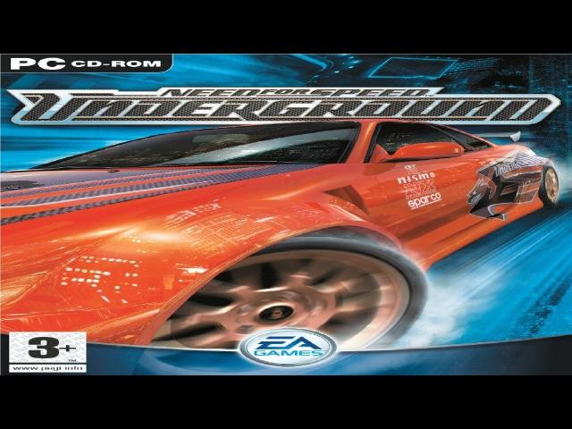 Element Eighty Broken Promises Need For Speed Underground OST HQ