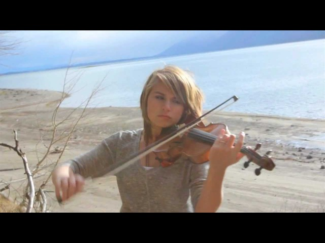 Promentory Last of the Mohicans Theme Violin Cover Taylor Davis