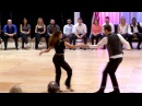 Sean McKeever Jessica Cox Capital Swing 2015 Champion Strictly Winners