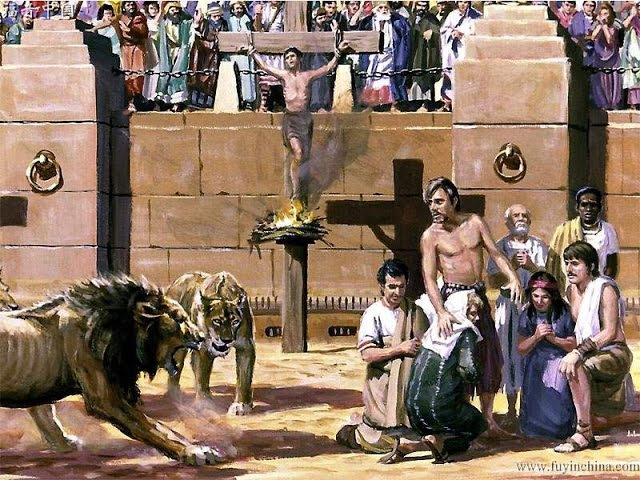 Какими были ранние христиане