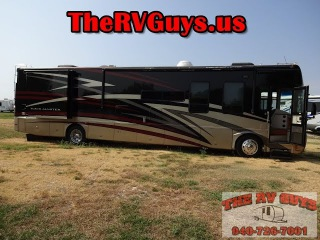 Stunning Low Mile 2008 Gulf Stream Tour Master Class A Diesel Motor Home