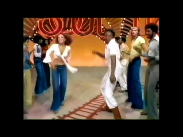 Papa was a Rolling stone Long version Soul train line dance