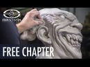 Latex Mask Sculpture Sculpting Teeth Gums FREE CHAPTER
