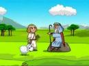 Истории Ветхого Завета Давид и Голиаф Телеканал Радость моя