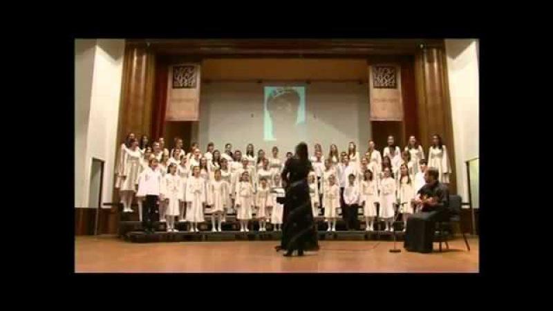 УСЛИШИ НАС, БОЖЕ НАШ / Usliši Nas, Bože Naš - Dečiji Hor BRANKO / БРАНКО