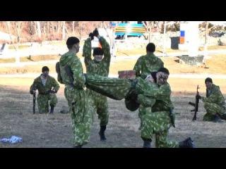 VL ru  День рождения морской пехоты Владивосток