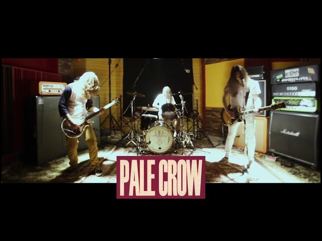 Pale Crow - Homeless Freedom (Live @ DTH Studios)