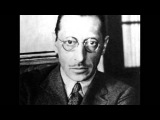 Stravinsky &amp Jazz - BBC Radio 3 Jazz-on-3 feature