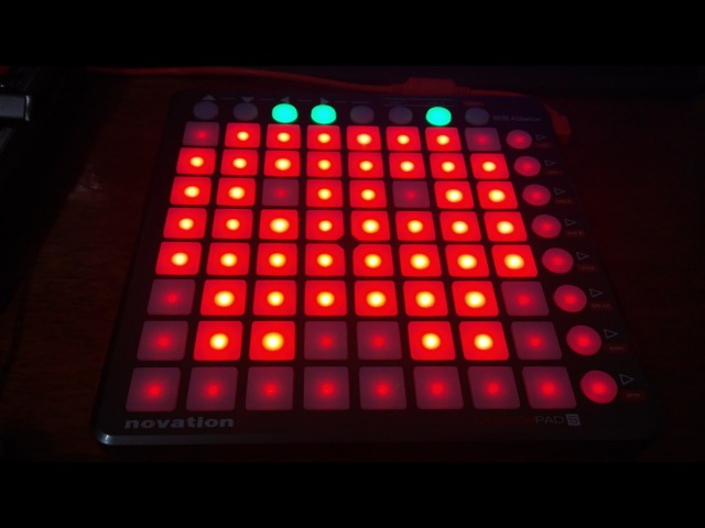 Wellski - Wazzup! Launchpad cover (performance live)