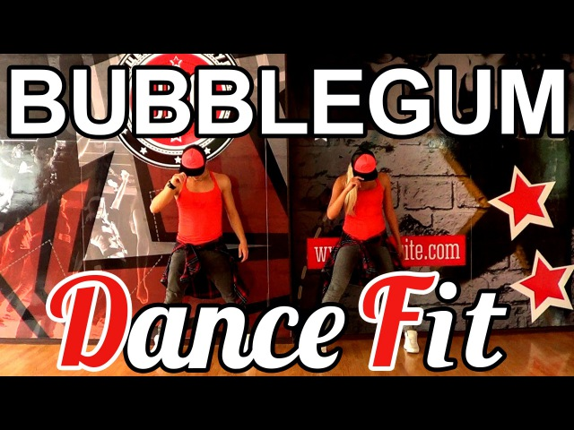 ТАНЕЦ - BUBBLEGUM - JASON DERULO DANCEFIT