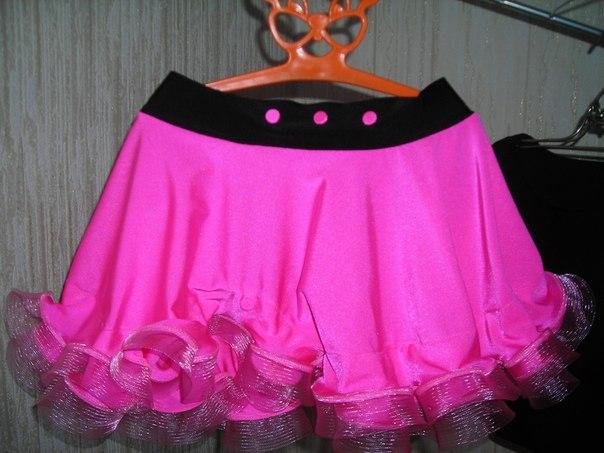 Как сшить бальную юбку девочке 97