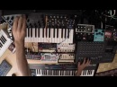 Live (Korg Volca, MS20 SQ-1, Roland Juno 106, Strymon Blue Sky, Boss RE20, Small Stone)