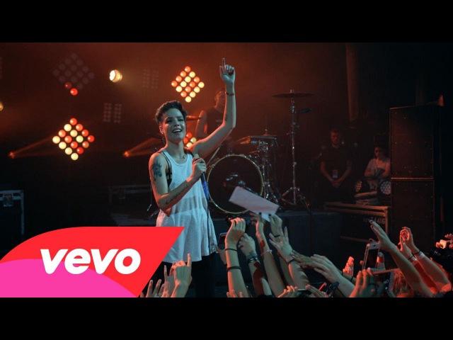 Halsey - New Americana (Vevo LIFT Live)