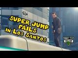 GTA-5 SUPER JUMP FAILS in Los Santos