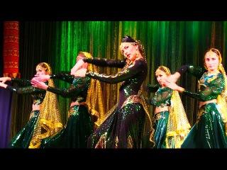 NAGINA - Snake Dance, Indian Dance Group Mayuri, Russia