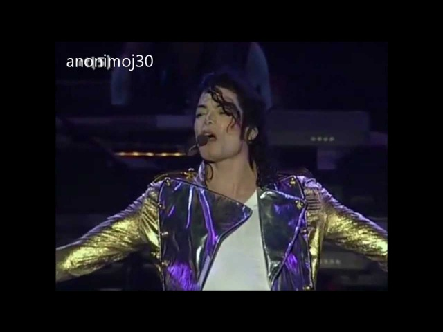 Michael Jackson - Stranger In Moscow HD - History World Tour Live in Munich 1997