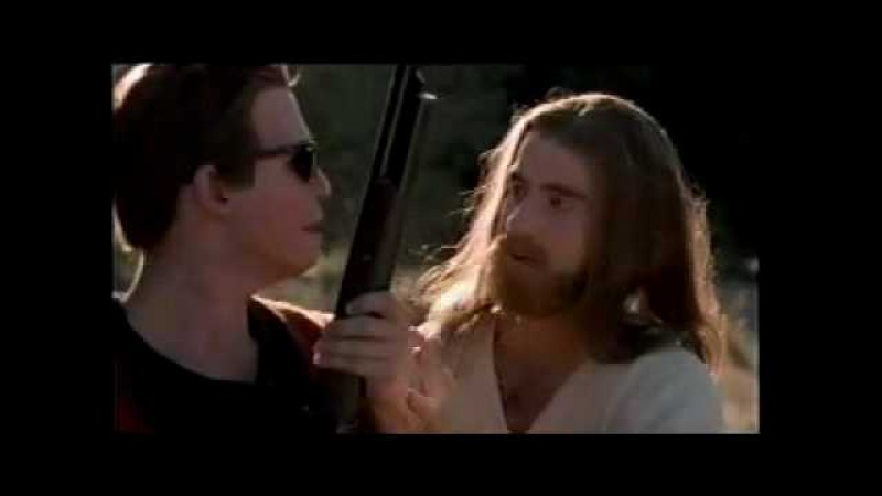 Терминатор 2 Иисус Самый крутой боевик всех времен