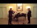 Durufle Prelude Recitatif et Variations: Ransom Wilson, Brett Deubner, Juana Zayas