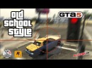 GTA V Old School Style camera (loosing wanted level with gta1-2 view)