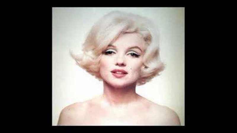Goodbye Norma Jeane: Elton John sings to Marilyn Monroe