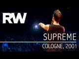Robbie Williams Supreme Live In Cologne 2001
