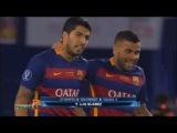 Гол: Суарес Луис (11 августа 2015 г, Суперкубок УЕФА)