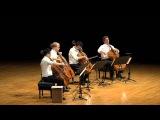 Ravel Bolero for cello quartet (full length) - The 4cellists