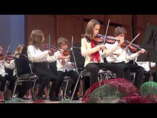 Ukranian Bell Carol, by M. Leontovych, DUSS Intermediate 1 Orchestra
