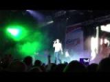 Swanky Tunes feat Christian Burns Skin&amp Bones Live 2015 Живой завтрак
