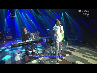 [Eng Sub] 150207 크러쉬 (Crush) - 그대 내 품에 (You in my arms) on Yu Hui Yeol's Sketchbook