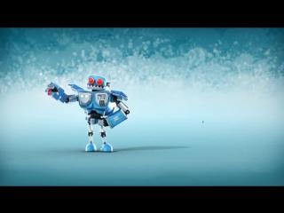 Забавный мульт про роботов