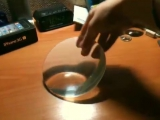 На это можно смотреть вечно (советская линза 10см в диаметре).