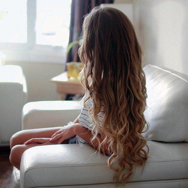 За сколько можно отрастить длинные волосы
