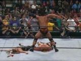 2000.08.27 Summerslam - WWF Title - The Rock (c) vs Kurt Angle vs Triple H
