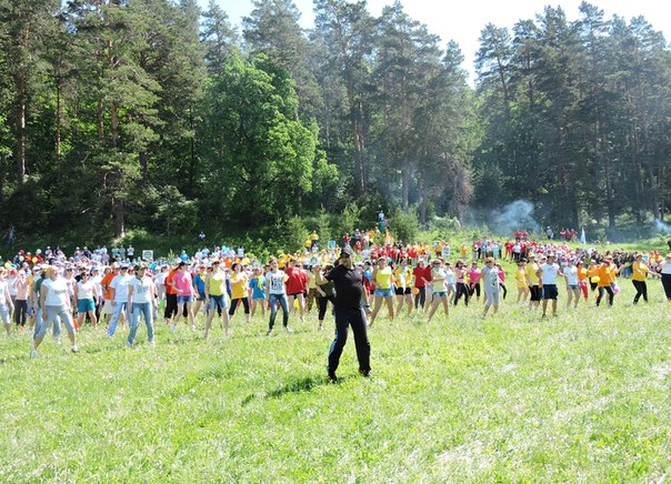 В Нижнекамске более 2000 педагогов отдохнули на «зеленом педсовете»