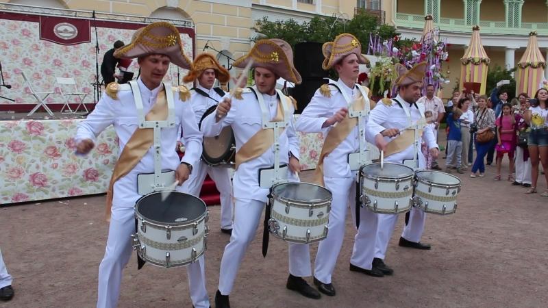 Барабанное шоу DRUM TIME в Павловском парке (4)