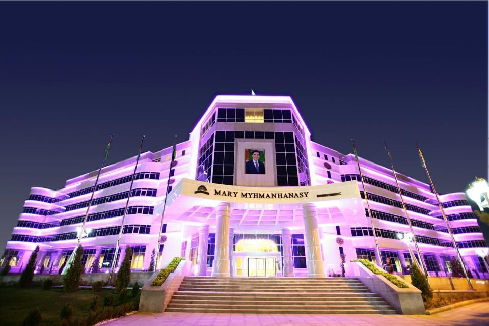 фото г мары туркменистан