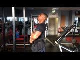 Simeon Panda - Hold Strong (Bodybuilding Motivation)