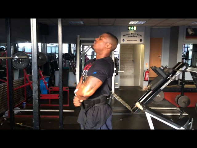 Simeon Panda - Hold Strong (Bodybuilding Motivation)