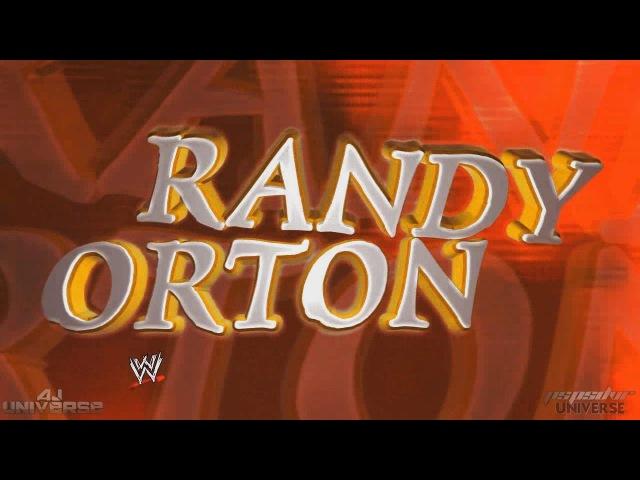 Randy Orton 6th Custom Entrance Video Titantron