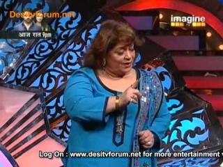 Parul & Ashita Perform Sheila Ki Jawani @ Nachle Ve 26th Nov 2010 Pt2