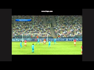 PES Champions League | Zenit 2:2 Galatasaray | The group stage, Matchday 1
