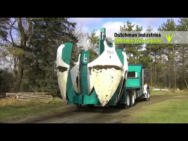 Машина для пересадки взрослых деревьев