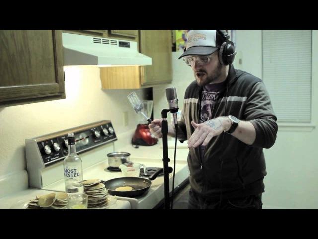 Nerdy White Kid KILLS Look at Me Now (Pancake Rap)