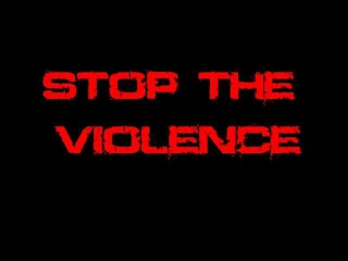 SHANISE KIDS TV | STOP THE VIOLENCE | POWERFUL MESSAGE