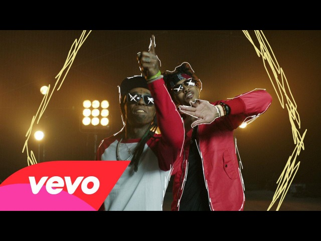 August Alsina Lil Wayne - Why I Do It? (Official Music Video 17.09.2015)